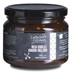 Red Chilli Onion Relish
