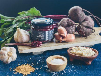 Ideas for Latasha's Beetroot Horseradish Relish