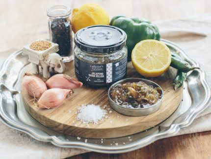 Ideas for Latasha's Jalapeno Onion Relish