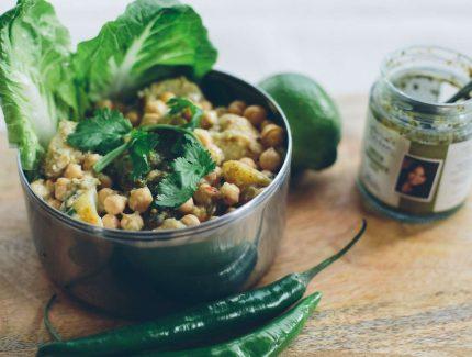 Ideas for Latasha's Green Coriander Sauce