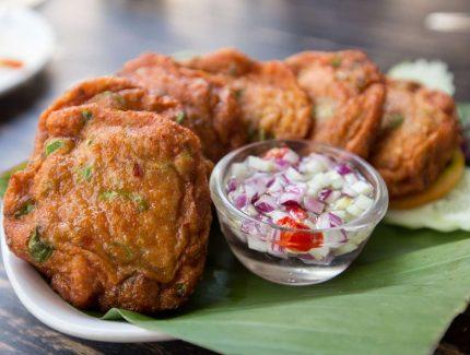 Spicy Thai Red Fish Cakes
