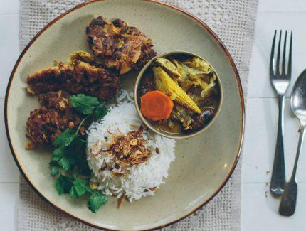 Ideas for Latasha's Indonesian Turmeric Kari Paste