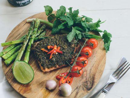 Ideas for Latasha's Orange Chimichurri & Jalapeno Relish