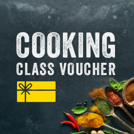 Voucher for Private Cooking Class for a Couple (WA Only)