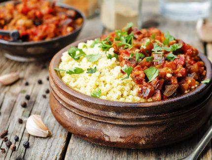 Rogan Josh Vegetable Curry