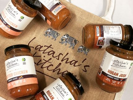 Latasha's Kitchen Low FODMAP Certified Products
