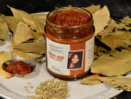 Ideas for Latasha's Rogan Josh Curry Paste