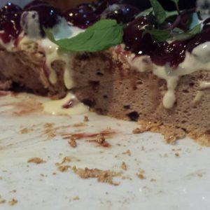 Rosy's Cherry Choc Pavlova 2