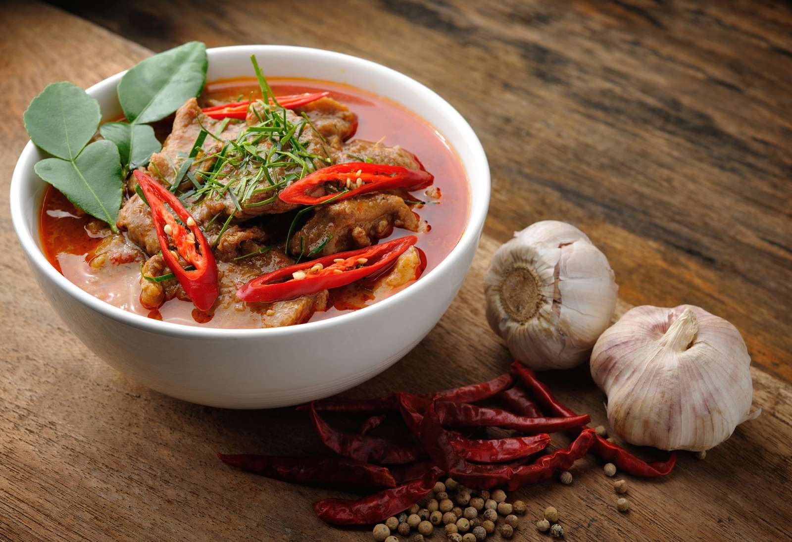 Thai Red Beef Curry