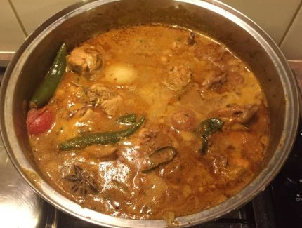 Quick & Easy Homestyle Curry