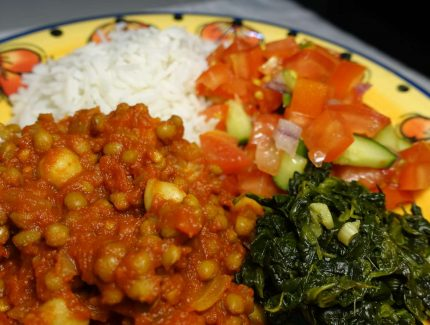 Scrumptious Legume Hurry Curry