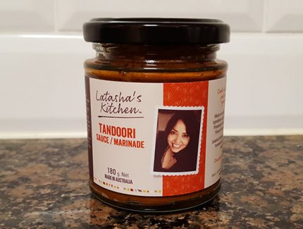Mr Chilli – Latasha's Kitchen Tandoori Sauce/Marinade