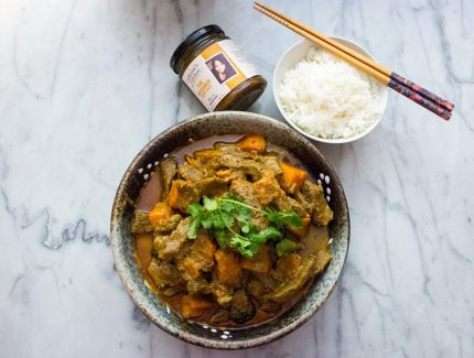 Ideas for Latasha's Thai Massaman Curry