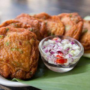 Thai Red Fish Cakes