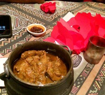 Biriyani Masala Curry
