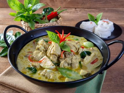 Quick & Easy Thai Green Curry